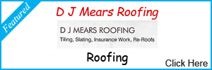 DJ Mears Roofing